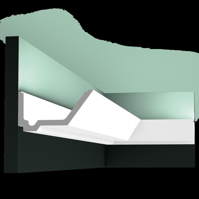 Profil d'éclairage avec angle oblique C358 (1)