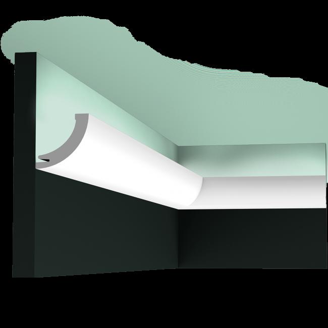 Profil d'éclairage circulaire pour éclairage indirect C362 (1)