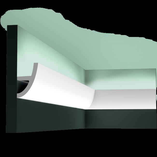 Profil d'éclairage flexible...