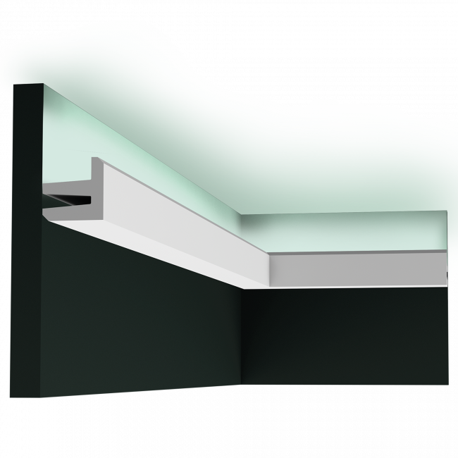 Profil moderne pour éclairage LED C380 (1)