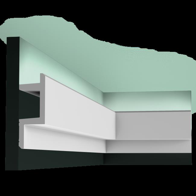 Profil moderne pour éclairage LED C383 (1)
