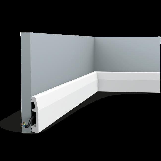 Plinthe minimaliste SX125 à...