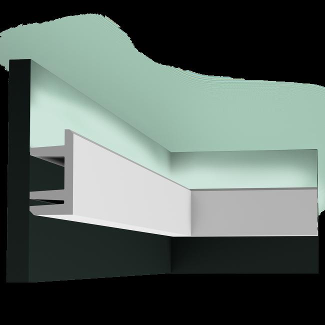 Profil moderne pour éclairage LED C381 (1)