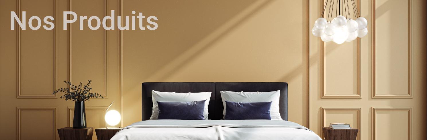 Nos produits, moulures, plinthes et cimaises | Architecture and Design