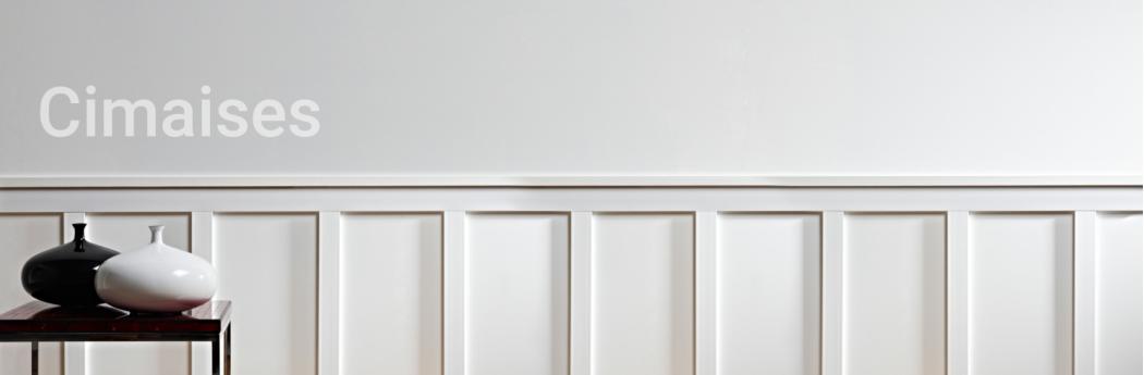 Cimaises murales, cimaises de mur | Architecture and Design