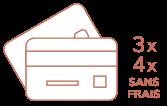 Logo Paiement en plusieurs fois